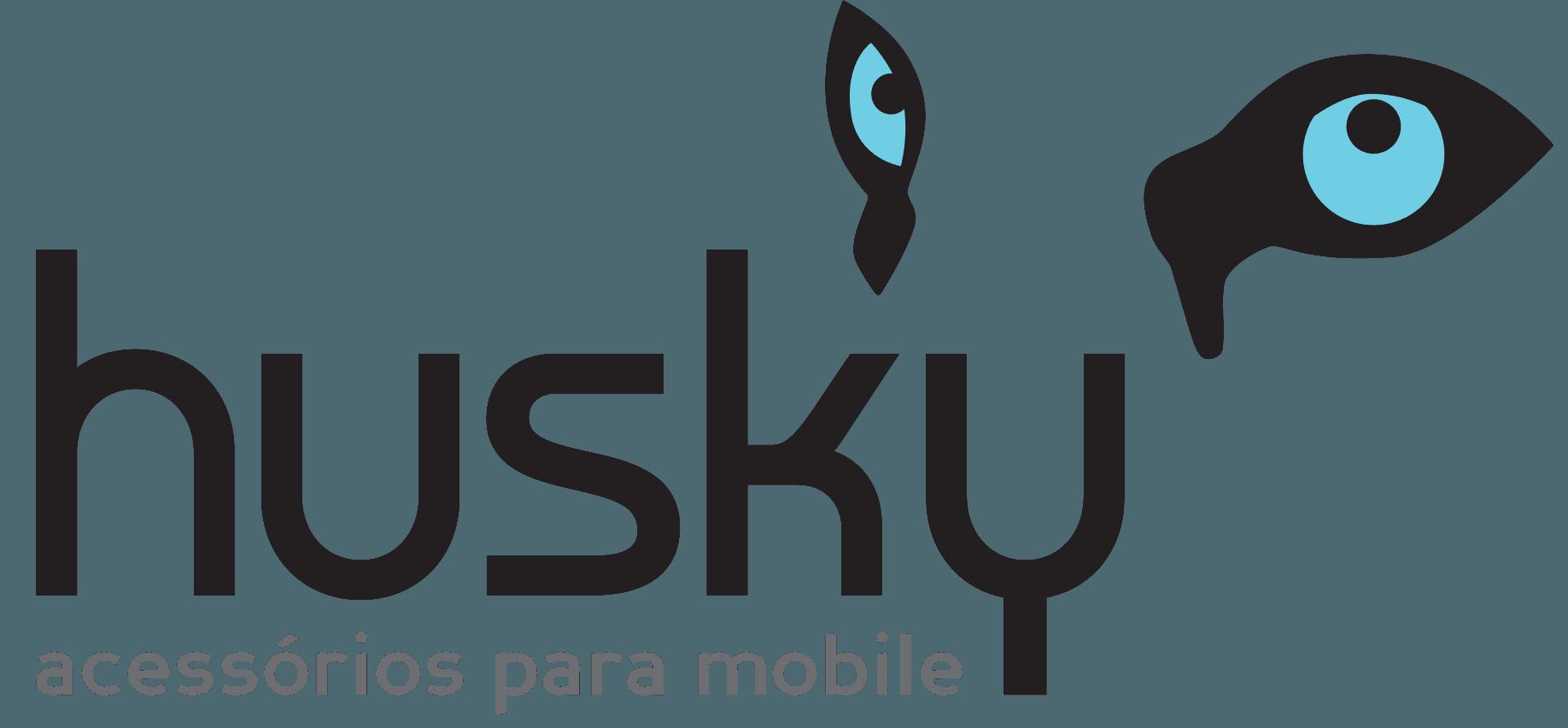 Logo Husky acessórios