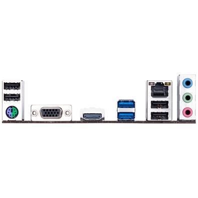 Placa-Mãe Gigabyte H310M H 2.0, Intel LGA 1151, mATX, DDR4 (Rev. 1.0)