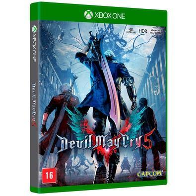 Jogo Devil May Cry - Xbox One - Capcom