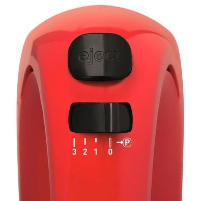 Batedeira Arno Facilita SX25, 2 Tigelas, 220V, Vermelha - SX151GB2