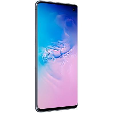 Smartphone Samsung Galaxy S10, 128GB, 16MP, Tela 6.1´, Azul - SM-G973F/1DL