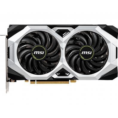 Placa de Vídeo MSI NVIDIA GeForce RTX 2060 Ventus 6G OC, GDDR6