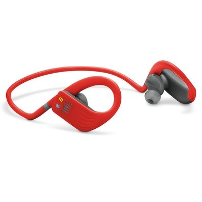 Fone de Ouvido JBL Esportivo Endurance 2.0, Vermelho - JBLENDURDIVERED