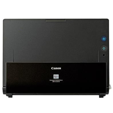 Scanner de Mesa Canon DR-C225 II, Colorido, Duplex - 3258C010AA