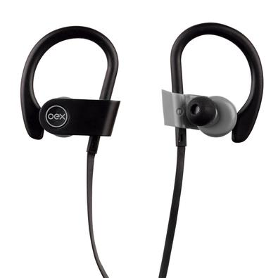 Fone de Ouvido OEX Move Bluetooth, Preto - HS303