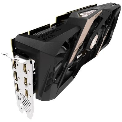 Placa de Vídeo Gigabyte Aorus NVIDIA GeForce RTX 2080 Ti Xtreme 11G, GDDR6 - GV-N208TAORUS X-11GC
