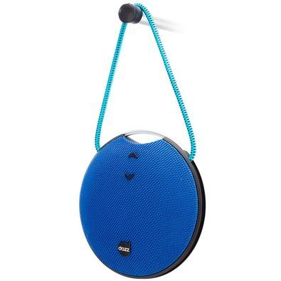 Caixa de Som Dazz Versality, Bluetooth, 7W, Azul - 6014721
