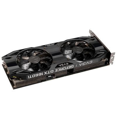 Placa de Vídeo EVGA NVIDIA GeForce GTX 1660 Ti XC Ultra 6GB, GDDR6 - 06G-P4-1267-KR