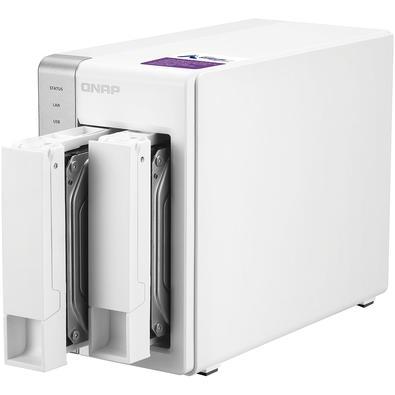 Storage QNAP NAS, Sem Disco, 2 Baias - TS-231P2-1G-US