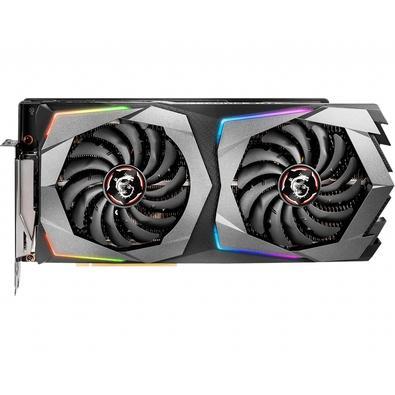 Placa de Vídeo MSI NVIDIA GeForce RTX 2070 Gaming 8G, GDDR6