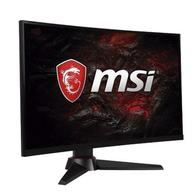 Monitor Gamer MSI Optix LCD 23.6´ Widescreen Curvo, Full HD, HDMI/Display Port, 144Hz, 1ms, Altura Ajustável - MAG24C