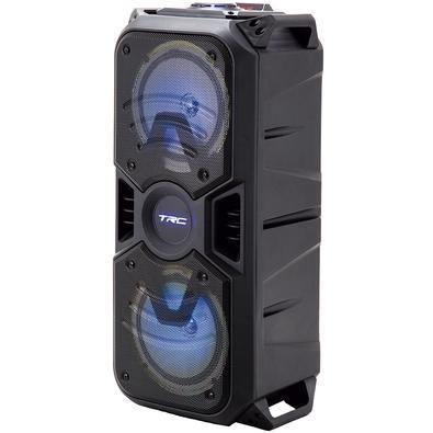 Caixa de Som Amplificadora TRC 334, Bluetooth, USB, LED, Speaker 6.5´, 150W
