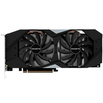 Placa de Vídeo Gigabyte NVIDIA GeForce RTX 2060 WindForce 6G, GDDR6 - GV-N2060WF2-6GD