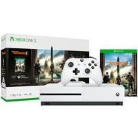 Console Microsoft Xbox One S 1TB Branco + Game The Division 2 - 234-00877