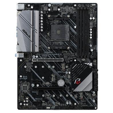 Placa-Mãe Asrock X570 Phantom Gaming 4, AMD AM4, ATX, DDR4