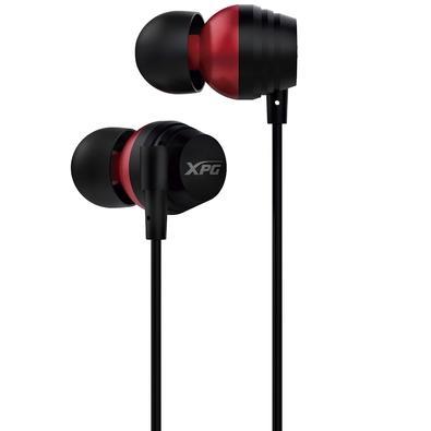 Fone de Ouvido Intra Auricular Gamer, XPG, Com Microfone - EMIX I30
