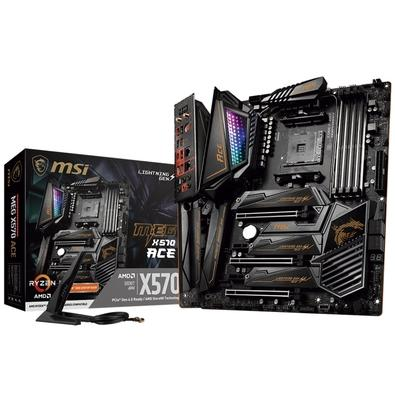Placa-mãe MSI MEG X570 Ace, AMD AM4, ATX, DDR4