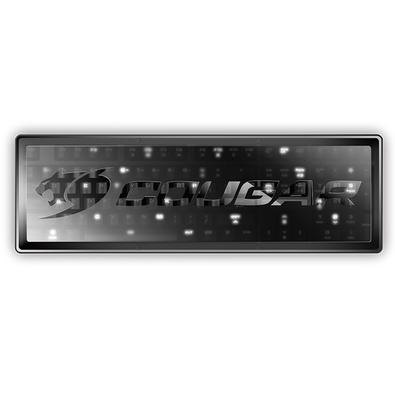 Teclado Mecânico Gamer Cougar LED Branco, Cherry MX Blue, ABNT2 - PURI