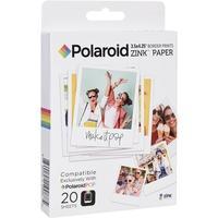 Papel Fotográfico Polaroid POP 10, 20 Fotos - POLZL3X420