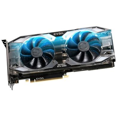 Placa de Vídeo EVGA NVIDIA GeForce RTX 2080 XC2 Ultra Gaming, 8GB, GDDR6 - 08G-P4-2187-KR