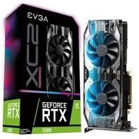 Placa de Vídeo EVGA NVIDIA GeForce RTX 2080 XC2 Ultra Gaming, 8GB, GDDR6 - 08G-P4-2187-KR