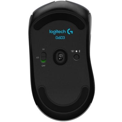 Kit Gamer Logitech G - Mouse G603 Hero Sem Fio 12000DPI + Teclado G613 Sem Fio Switch Romer-G, US