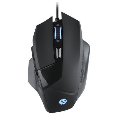Mouse Gamer HP Sensor Avago 3050, 6 Botões, 4000 DPI - G200