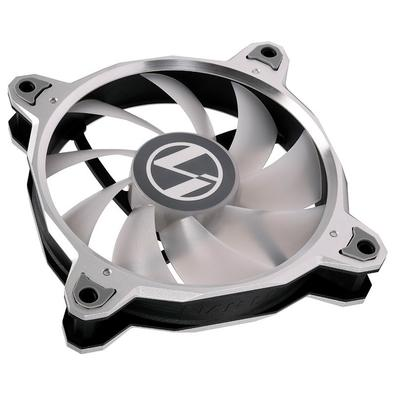 Kit Cooler Fan 3 unidades Lian Li Bora Digital, 120mm, RGB, Silver