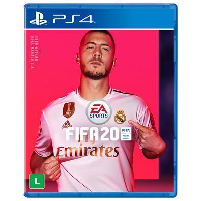 Game Fifa 2020 Edição Vanilla PS4