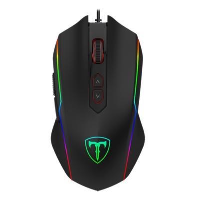 Mouse Gamer T-Dagger Sergeant, RGB, 6 Botões, 3200DPI - T-TGM202