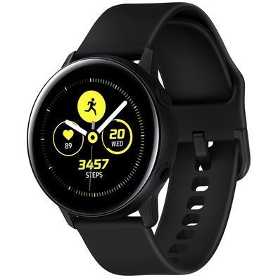 Smartwatch Samsung Galaxy Watch Active, 4GB, Bluetooth, Touchscreen, Preto - SM-R500NZKAZTO