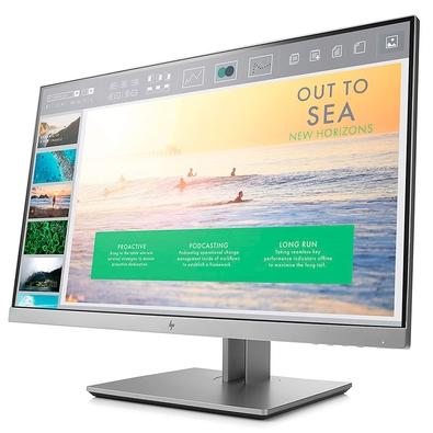 Monitor HP LED 23´, Full HD, IPS, HDMI, Prata - E233