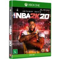 Game NBA 2K20 Xbox One