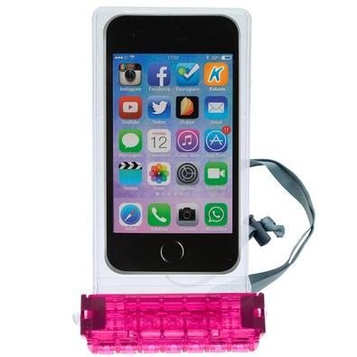 Bolsa Aquática Dartbag para Smartphones até 16,5cm x 8,7cm - Rosa