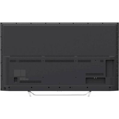 Smart TV LED 65´ 4K Philips, 4 HDMI, 2 USB, Wi-Fi,  Ultrafina, Prata - 65PUG6412/78