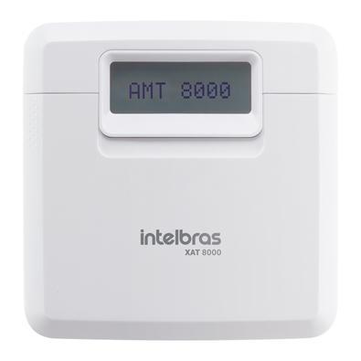 Teclado Intelbras XAT 8000, para Central de Alarme Monitorada, sem Fios - 4543515