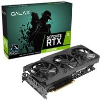 Placa de Vídeo Galax NVIDIA GeForce RTX 2070 Super EX Gamer Black Edition 8GB, GDDR6 - 27ISL6MDW0BG