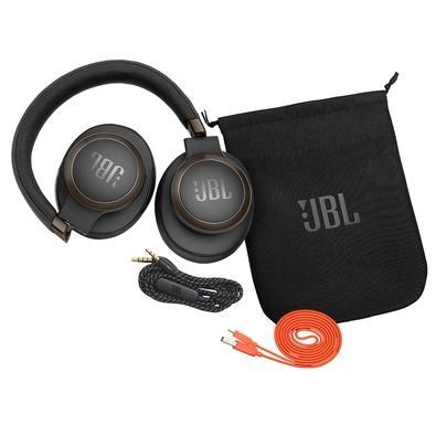 Headphone Bluetooth JBL Live 650BT - JBLLIVE650BTNCBLK