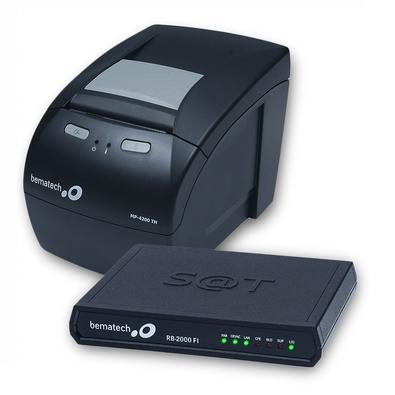 Combo Bematech - Sat Fiscal RB-2000 + Impressora Não Fiscal MP-4200, Corte Guilhotina, Conexão USB - 189002140