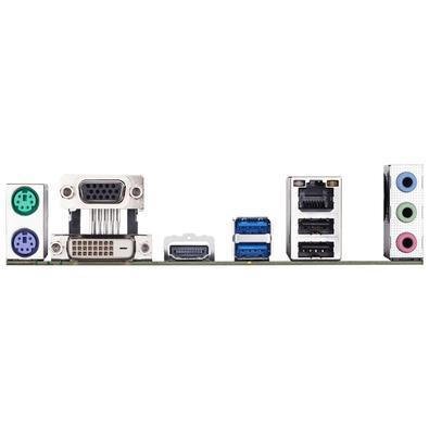 Placa-Mãe Gigabyte H310N 2.0, Intel LGA 1151, Mini-ITX, DDR4