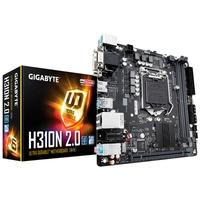 Placa-Mãe Gigabyte H310N 2.0, Intel LGA 1151, Mini-ITX, DDR4