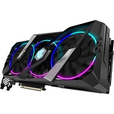 Placa de Vídeo Aorus NVIDIA GeForce RTX 2070 Super, 8GB, GDDR6 - GV-N207SAORUS-8GC