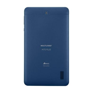 Tablet Multilaser M7S Plus+, Bluetooth, 16GB, Tela de 7´, Azul - NB299