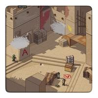 Mousepad Gamer Fallen Mirage, Speed, Grande
