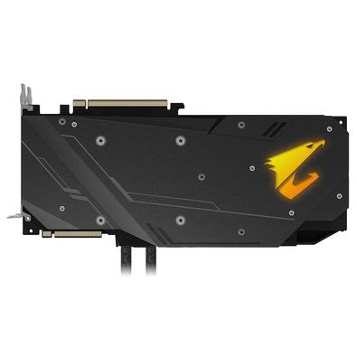 Placa de Vídeo Gigabyte Aorus NVIDIA GeForce RTX 2080 Ti Xtreme Waterforce 11G, GDDR6 - GV-N208TAORUSX W-11GC