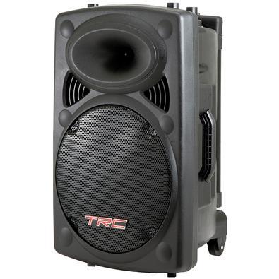 Caixa de Som Amplificada TRC 436, Bluetooth, USB, LED, 350W RMS - TRC 436