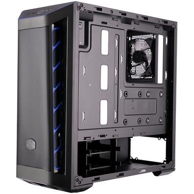 Gabinete Cooler Master MB511, ATX, Lateral Acrílico - MCB-B511D-KANN-S03