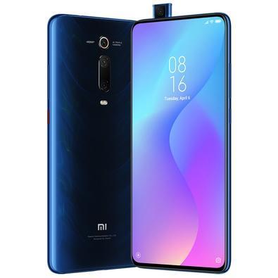 Smartphone Xiaomi Mi 9T, 128GB, 48MP, Tela 6.39´, Azul + Capa e Película - CX277AZU