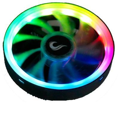 Cooler Processador Rise Mode Galaxy G400, RGB, AMD/Intel - RM-AC-04-FB