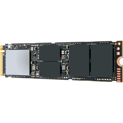 SSD Intel 760P Series, 256GB, M.2 NVMe, Leitura 3210MB/s, Gravação 1315MB/s - SSDPEKKW256G8XT